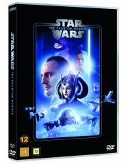 star wars: the phantom menace - den usynlige fjende - episode 1 - 2020 udgave - DVD