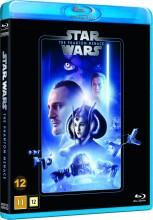 star wars: the phantom menace - den usynlige fjende - episode 1 - 2020 udgave - Blu-Ray