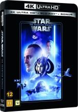 star wars: the phantom menace - den usynlige fjende - episode 1 - 2020 udgave - 4k Ultra HD Blu-Ray