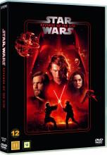 star wars: revenge of the sith - sith-fyrsternes hævn - episode 3 - 2020 udgave - DVD