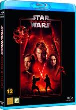star wars: revenge of the sith - sith-fyrsternes hævn - episode 3 - 2020 udgave - Blu-Ray