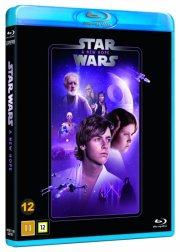 star wars: a new hope - episode 4 - 2020 udgave - Blu-Ray