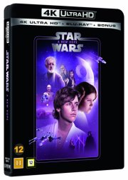 star wars: a new hope - episode 4 - 2020 udgave - 4k Ultra HD Blu-Ray