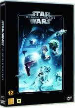 star wars: the empire strikes back - imperiet slår igen - episode 5 - 2020 udgave - DVD
