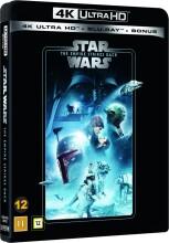 star wars: the empire strikes back - imperiet slår igen - episode 5 - 2020 udgave - 4k Ultra HD Blu-Ray