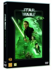 star wars: return of the jedi - jediridderen vender tilbage - episode 6 - 2020 udgave - DVD