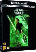 star wars: return of the jedi - jediridderen vender tilbage - episode 6 - 2020 udgave - 4k Ultra HD Blu-Ray