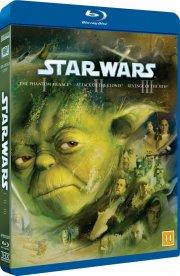 star wars: episode 1-3 - Blu-Ray