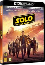 solo - a star wars story - 4k Ultra HD Blu-Ray
