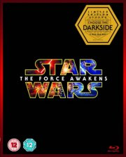 star wars: the force awakens - limited edition - darkside - Blu-Ray