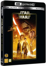 star wars: the force awakens - episode 7 - 2020 udgave - 4k Ultra HD Blu-Ray