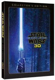 star wars: the force awakens - episode 7 - collector's edition - 3D Blu-Ray