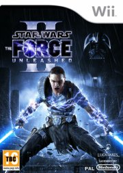star wars: the force unleashed 2 - wii