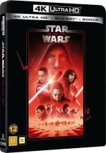 star wars: the last jedi - episode 8 - 2020 udgave - 4k Ultra HD Blu-Ray