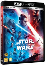 star wars: the rise of skywalker - episode 9 - 4k Ultra HD Blu-Ray