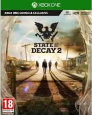 state of decay 2 (nordic) - xbox one
