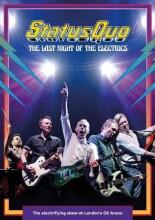 status quo - the last night of the electrics - DVD