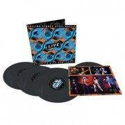 the rolling stones - steel wheels live - Vinyl / LP