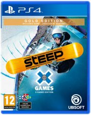 steep x games (gold edition) - PS4