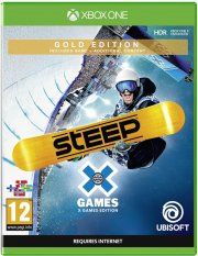 steep x games (gold edition) - xbox one