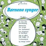 nyborg jensen - børnene synger 1 - cd