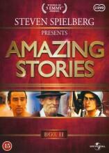 steven spielberg - fantastiske fortællinger - del 2 - DVD