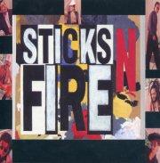 sticks n fire - sticks n fire - cd