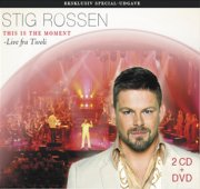 stig rossen - this is the moment - live at tivoli - cd