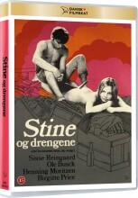 stine og drengene - DVD