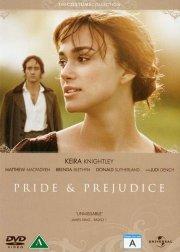 pride and prejudice / stolthed og fordom - DVD