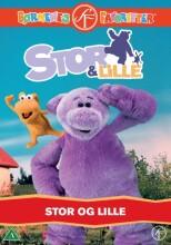 stor og lille 1 - stor og lille - DVD
