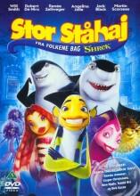 shark tale / stor ståhaj - DVD