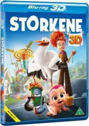 storkene - film 2016 - 3D Blu-Ray