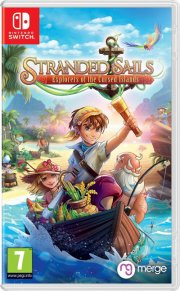 stranded sails - Nintendo Switch