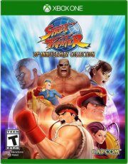 street fighter: 30th anniversary collection - xbox one