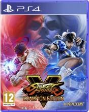 street fighter v (5) champion edition - PS4