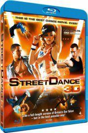 street dance - 3D Blu-Ray