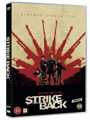 strike back - sæson 5 - hbo - DVD