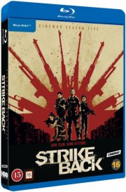 strike back - sæson 5 - hbo - Blu-Ray
