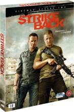 strike back - sæson 2 - hbo - DVD
