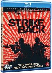 strike back - sæson 3 - hbo - Blu-Ray