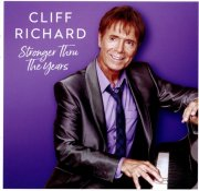 cliff richard - stronger thru the years - cd