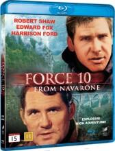styrke 10 fra navarone / force 10 from navarone - Blu-Ray