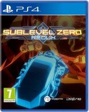 sublevel zero: redux - PS4
