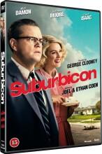 suburbicon - DVD