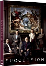 succession - sæson 1 - DVD