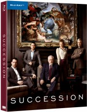 succession - sæson 1 - Blu-Ray