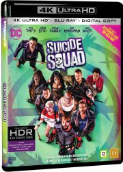 suicide squad - 4k Ultra HD Blu-Ray