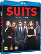 suits - sæson 8 - Blu-Ray