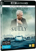 sully: miraklet på hudsonfloden - 4k Ultra HD Blu-Ray